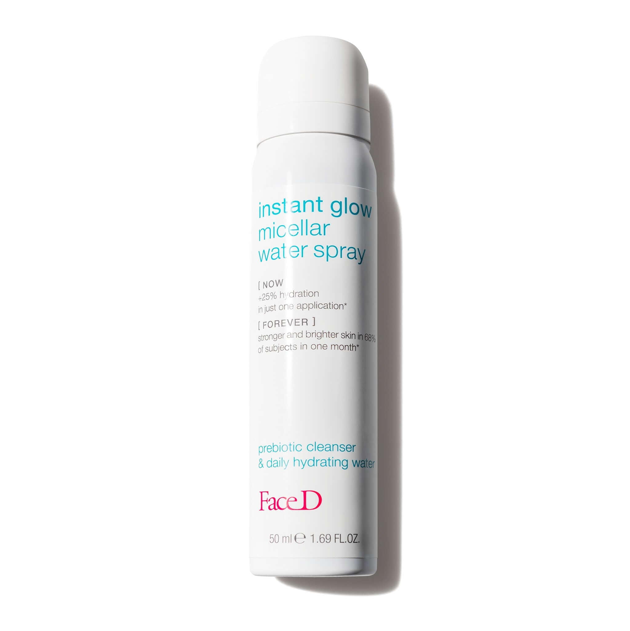 Mini-Instant-Glow-Micellar-Water-Spray-FaceD-Cleansers || Instant-Glow-acqua-micellare-mini-FaceD-Struccanti