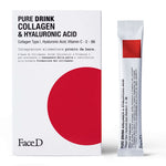 Load image into Gallery viewer, Pure-Drink-Collagen- Hyaluronic-Acid-FaceD-Moisturisers || Pure-Drink-Collagene-Acido-Ialuronico-Integratore-alimentare-FaceD-idratazione