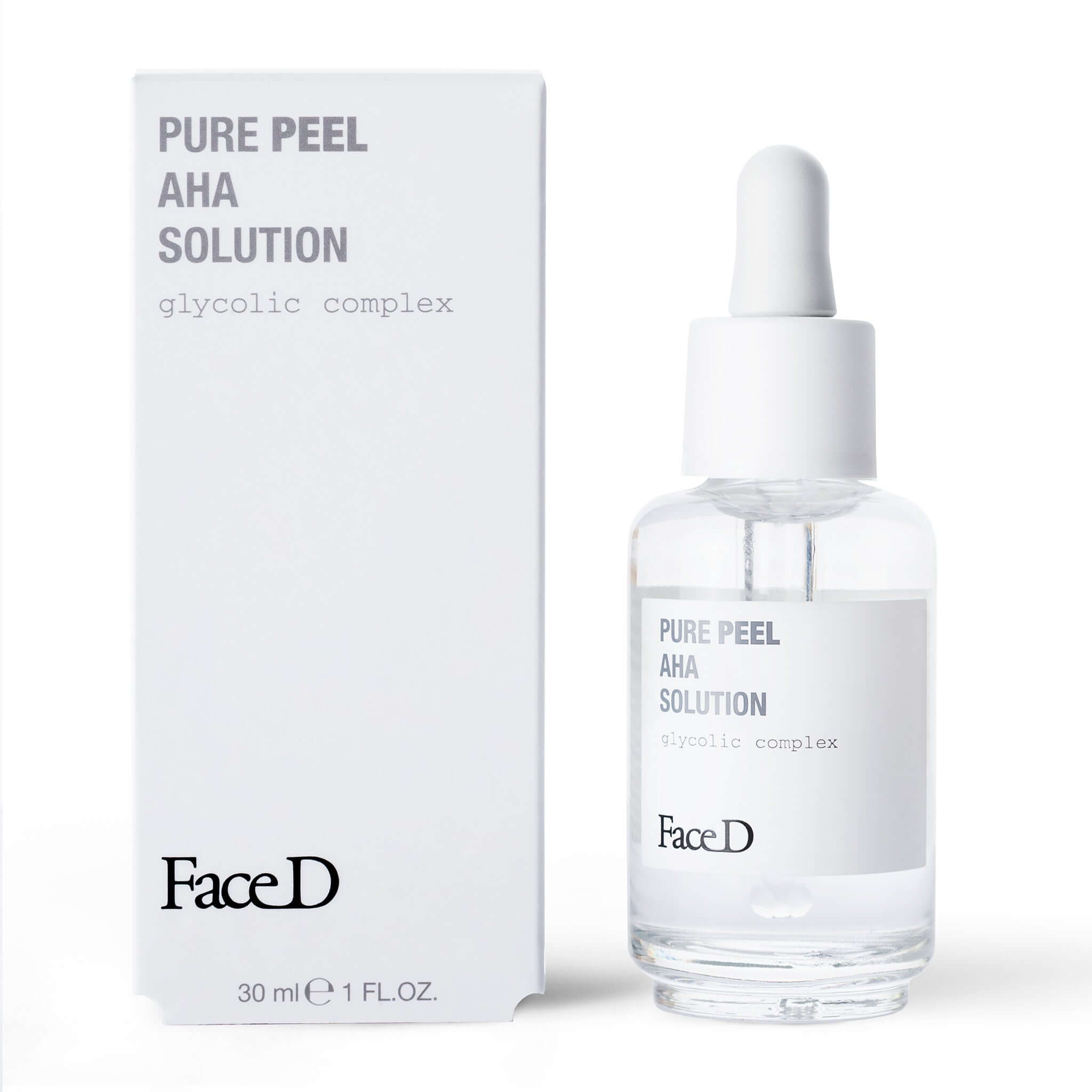 Pure-Peel-Solution-Aha-FaceD-Exfoliators || Pure-peel-soluzione-AHA-FaceD-Esfolianti