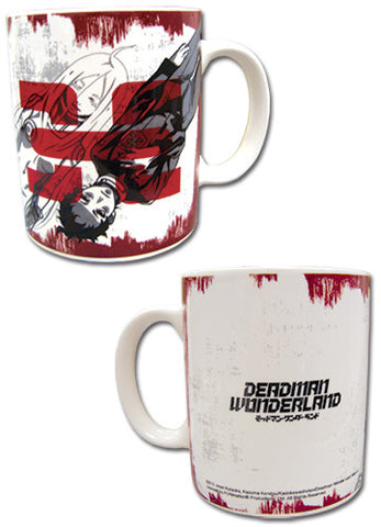 Deadman Wonderland - Ganta and Shiro Mug