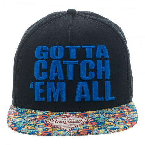 "Pokemon Gotta Catch ""Em All Snapback"