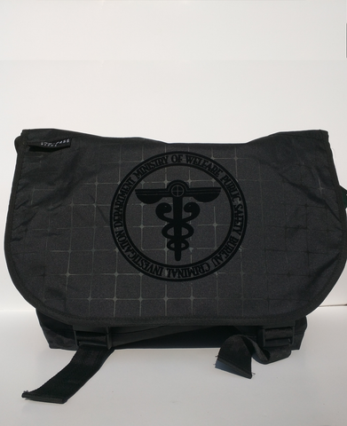 Psycho Pass - Ministry of Welfare Messenger Bag