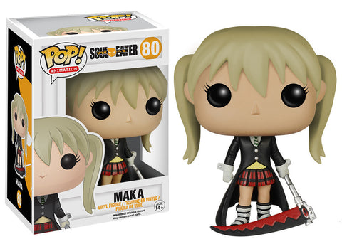 Soul Eater - Maka Pop Figure