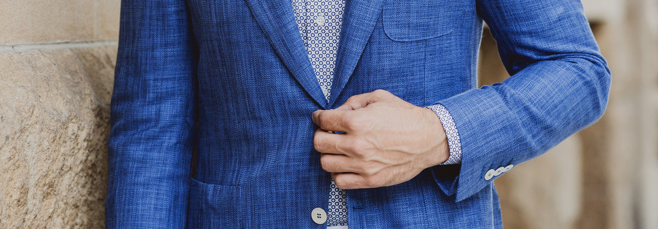 Caring For Your Suits and Jackets