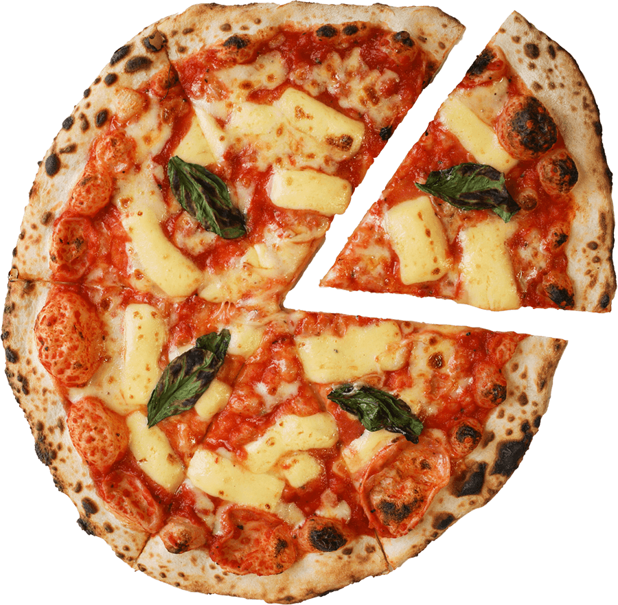 Margherita Vegetarian Pizza Camp