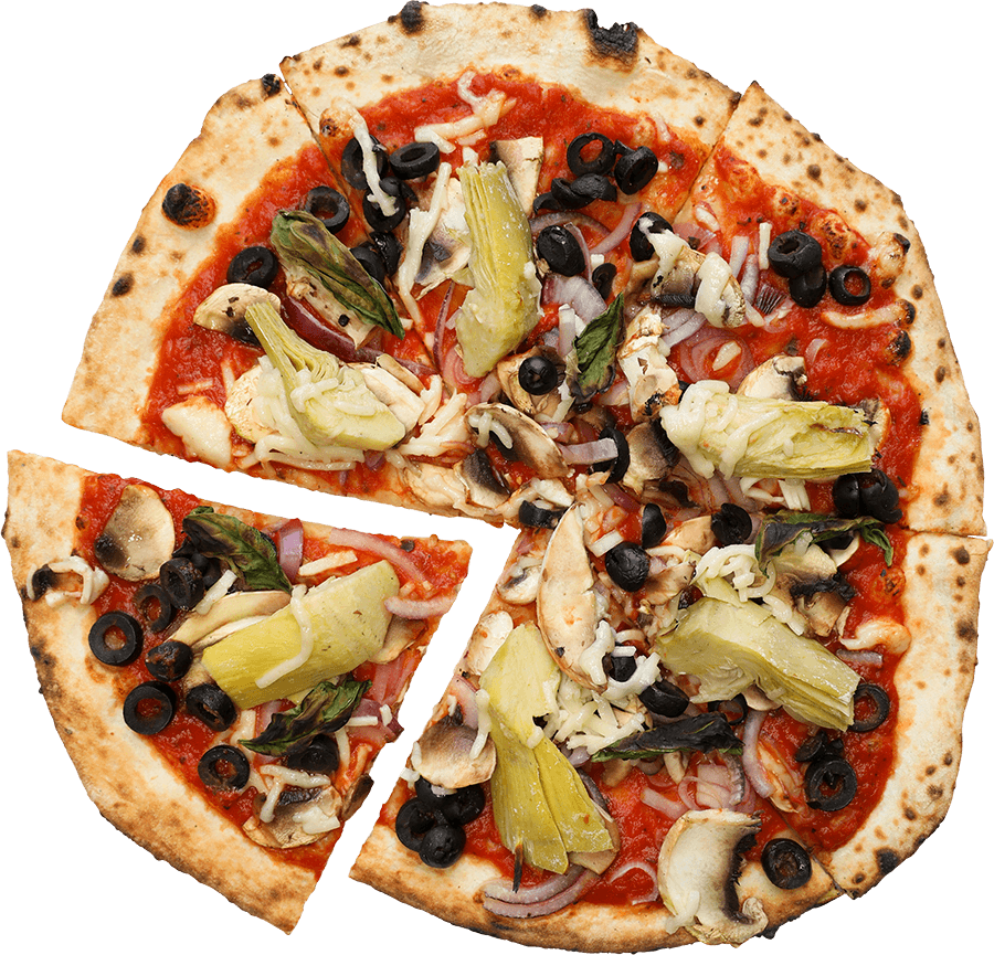 Vegan Vego Vegan Pizza Camp
