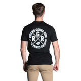 RIDERS GONNA RIDE® T-Shirt SIGNET BACK
