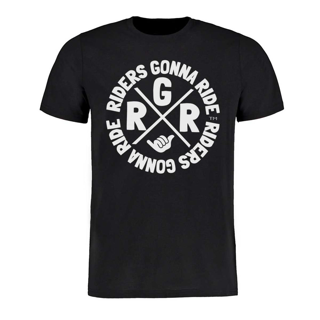 RIDERS GONNA RIDE® T-Shirt SIGNET - RIDERS GONNA RIDE®