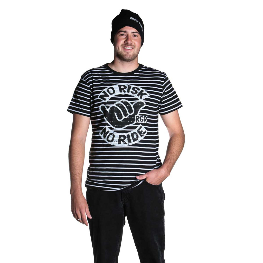 RIDERS GONNA RIDE® T-Shirt STRIPES