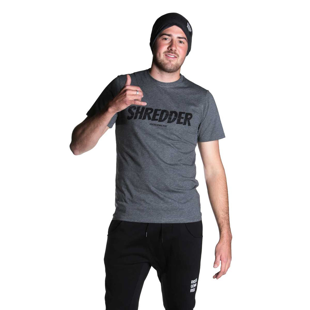 RIDERS GONNA RIDE® T-Shirt SHREDDER