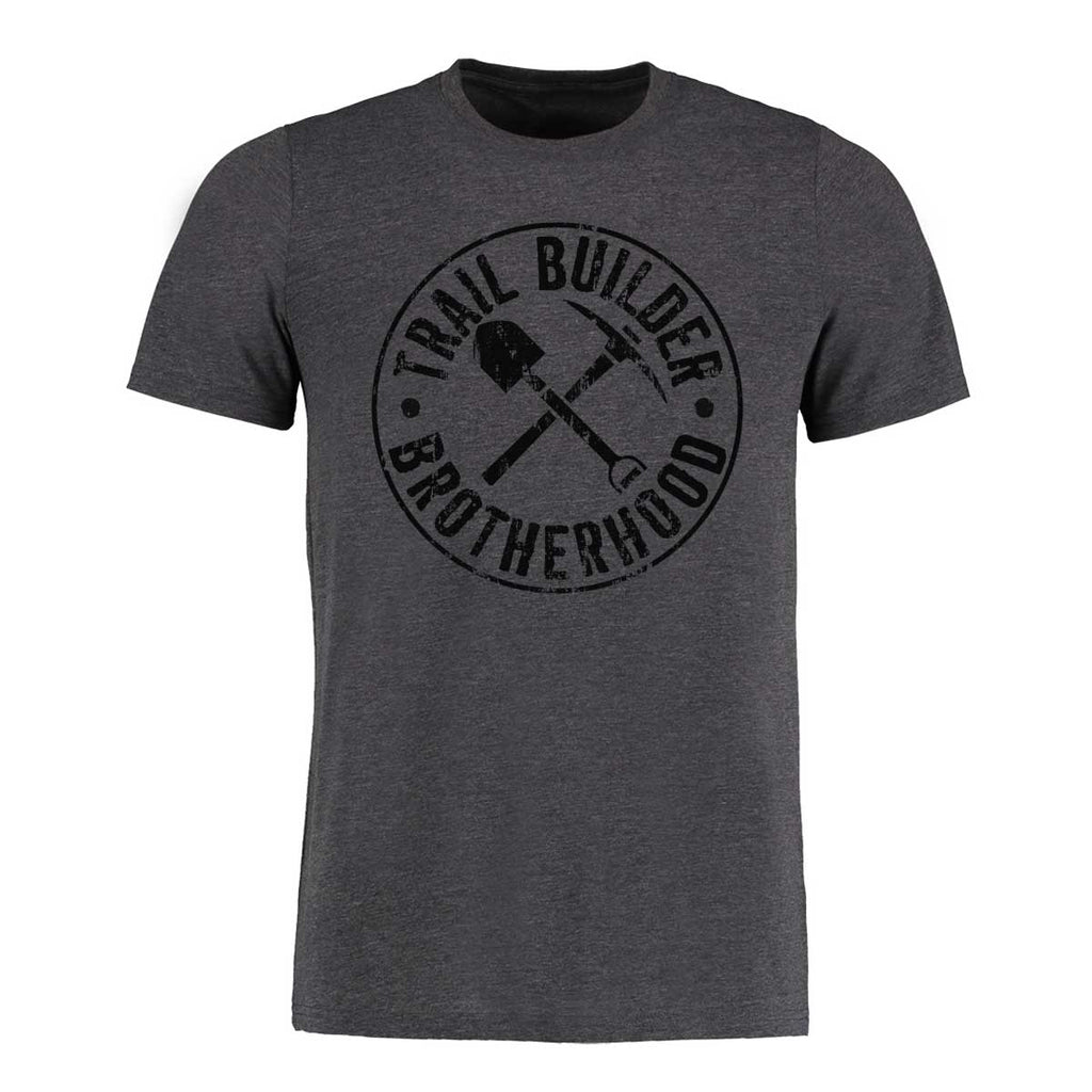RIDERS GONNA RIDE® Trail Builder Brotherhood T-Shirt LOGO - RIDERS GONNA RIDE®