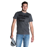 RIDERS GONNA RIDE® Trail Builder Brotherhood T-Shirt BUILDERS