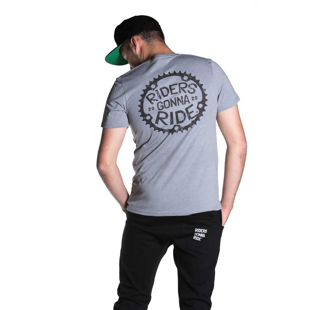 RIDERS GONNA RIDE® T-Shirt CHAINRING