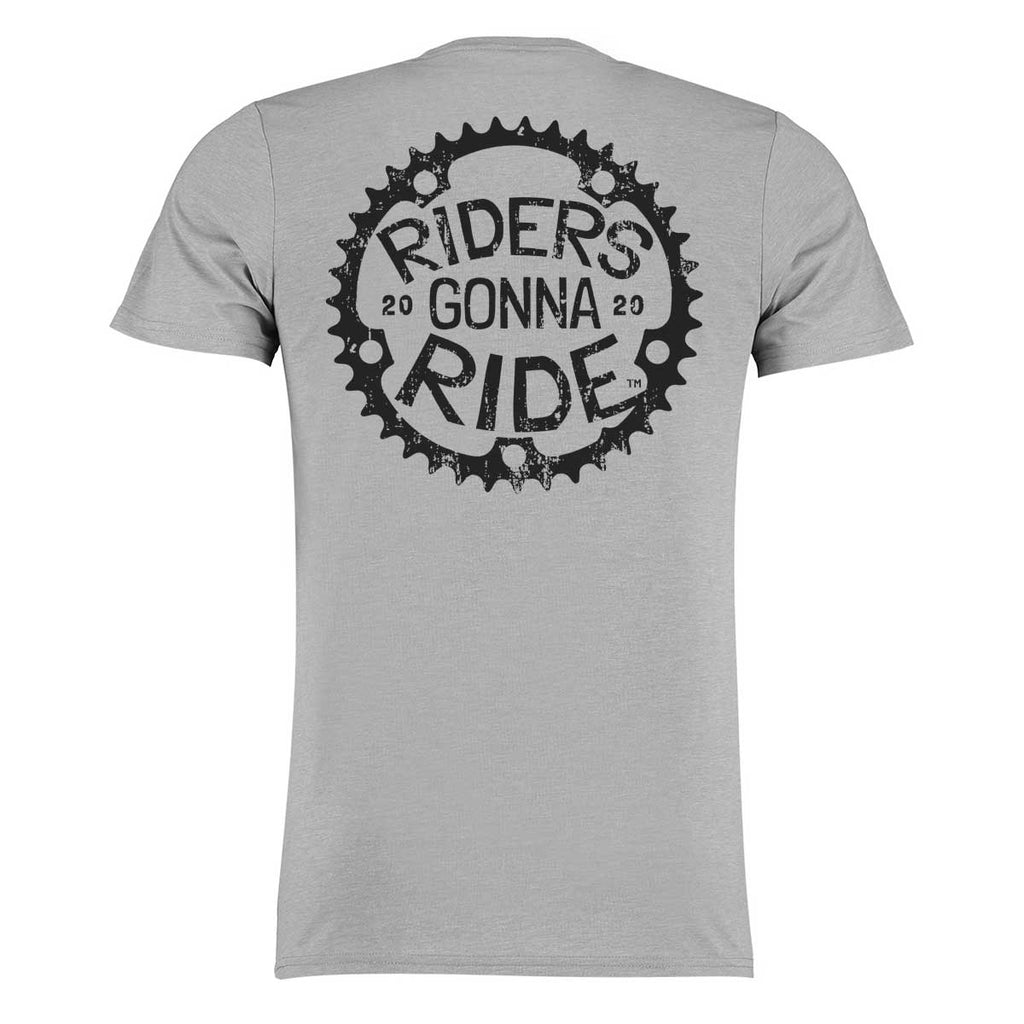 RIDERS GONNA RIDE® T-Shirt CHAINRING - RIDERS GONNA RIDE®