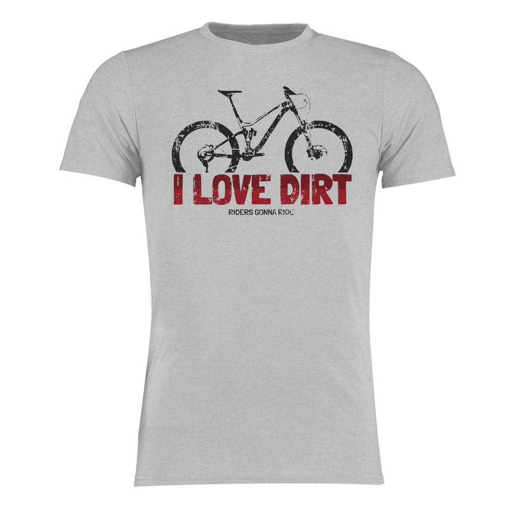 RIDERS GONNA RIDE® T-Shirt LOVE DIRT - RIDERS GONNA RIDE®