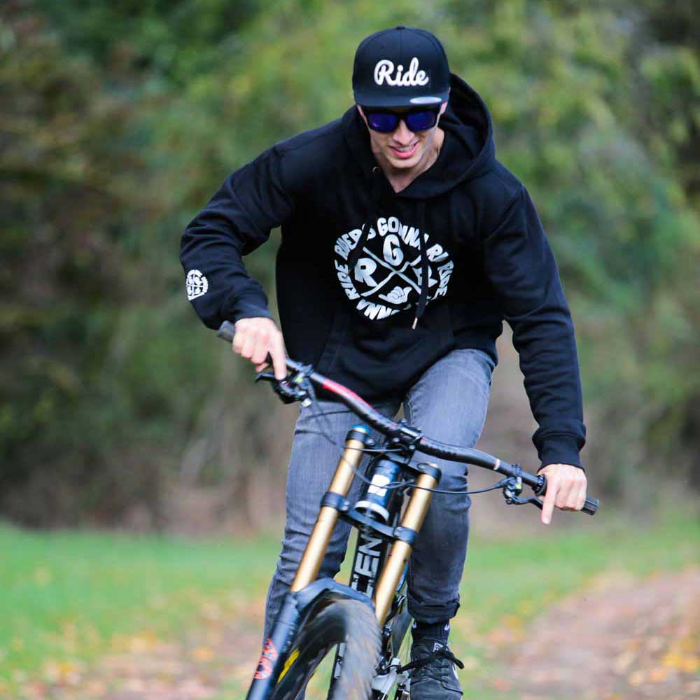 RIDERS GONNA RIDE® Hoodie SIGNET - RIDERS GONNA RIDE®