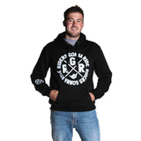 RIDERS GONNA RIDE® Hoodie SIGNET