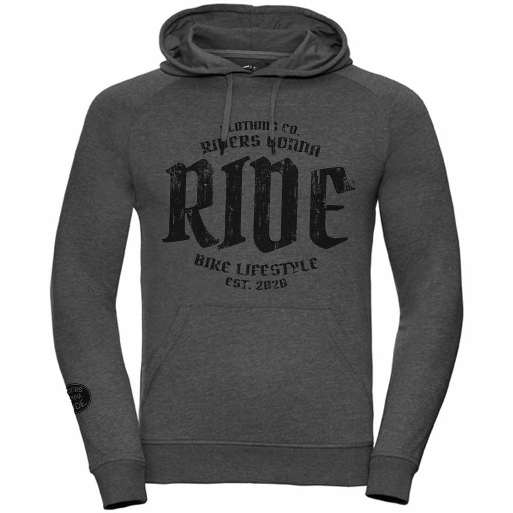 RIDERS GONNA RIDE® Hoodie Light BOBBER