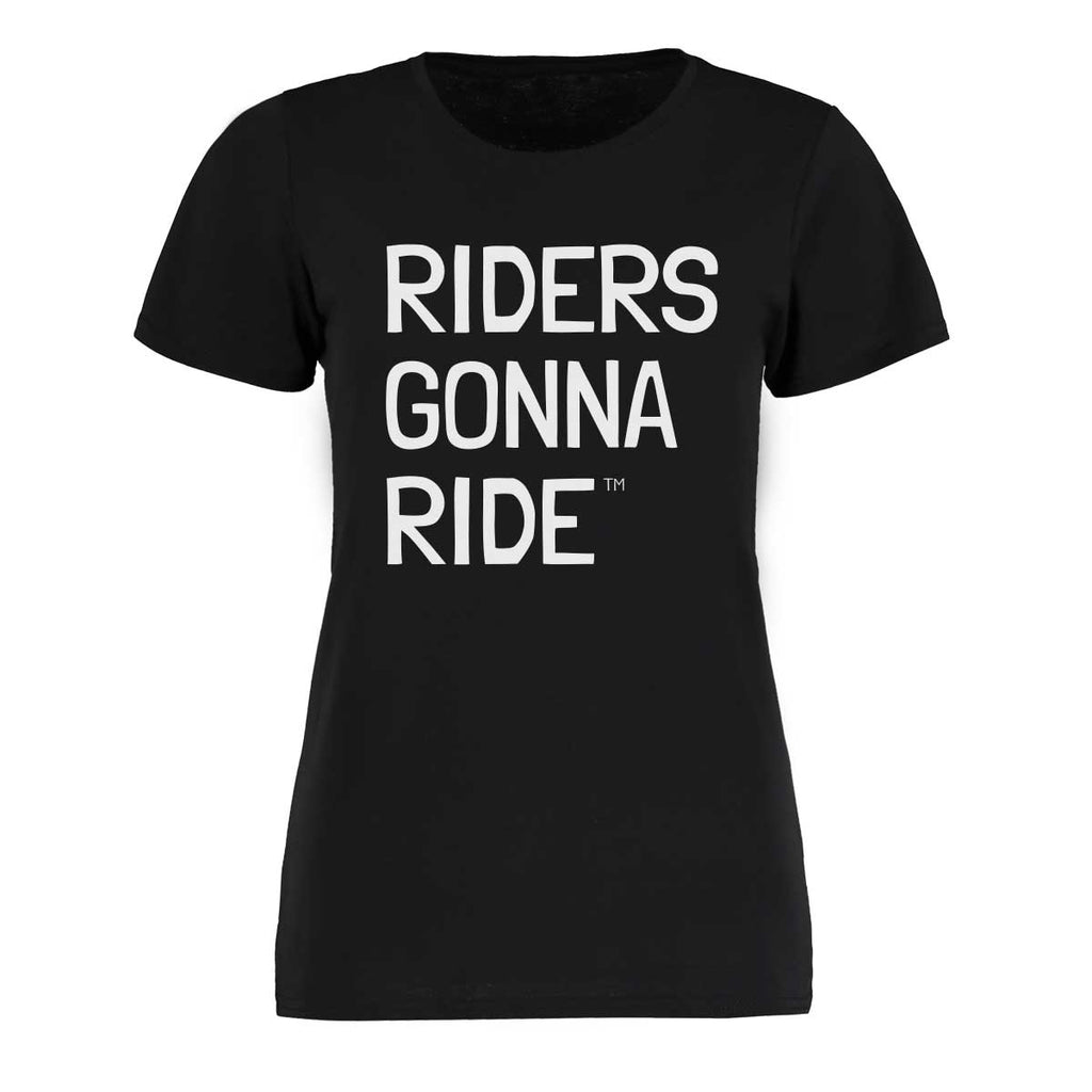 RIDERS GONNA RIDE® T-Shirt Girls LOGO - RIDERS GONNA RIDE®