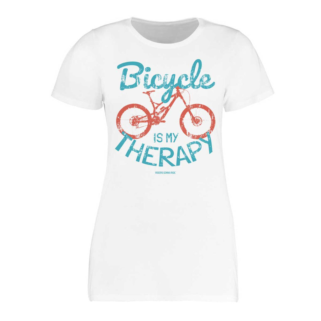 RIDERS GONNA RIDE® T-Shirt Girls THERAPY - RIDERS GONNA RIDE®