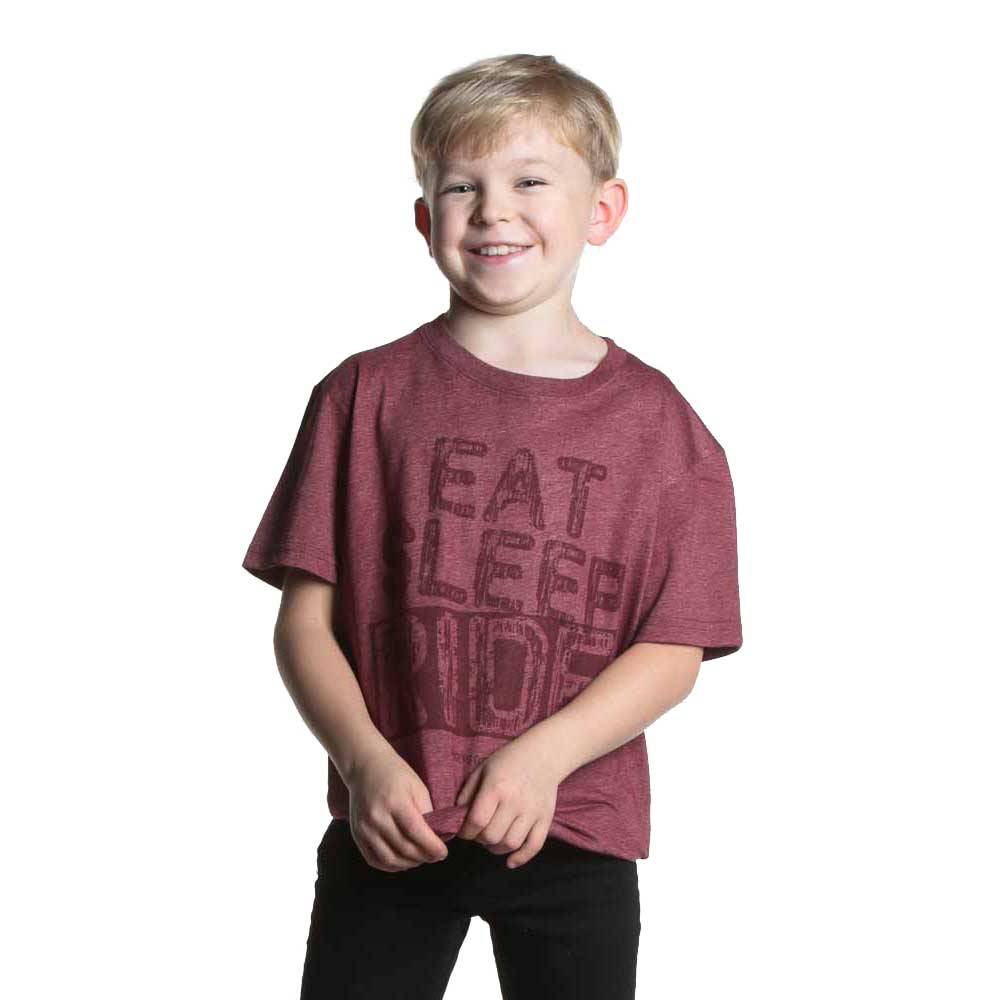 RIDERS GONNA RIDE® T-Shirt Kids EAT SLEEP - RIDERS GONNA RIDE®