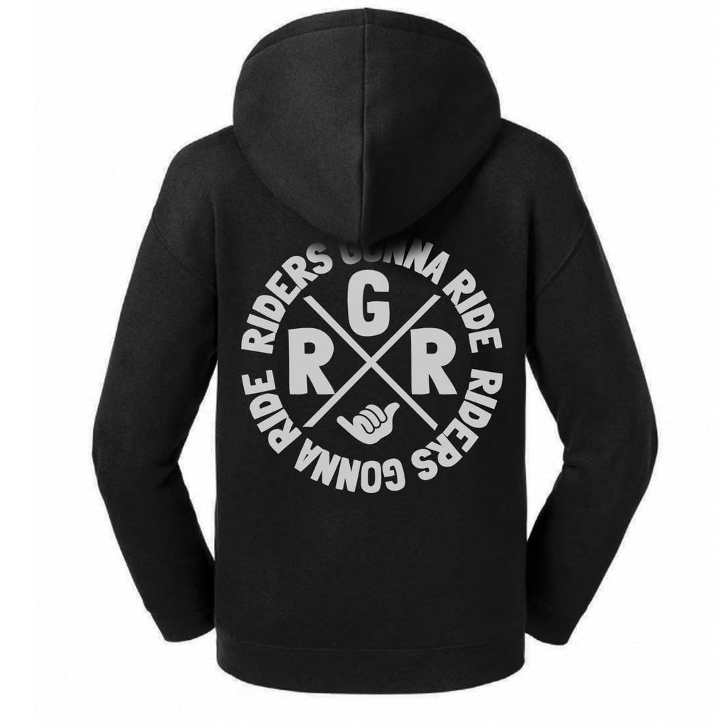 RIDERS GONNA RIDE® Kids Hoodie LOGO - RIDERS GONNA RIDE®