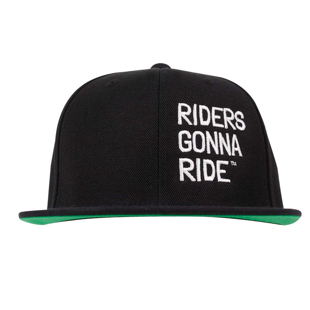 RIDERS GONNA RIDE® Snapback Girls LOGO - RIDERS GONNA RIDE®