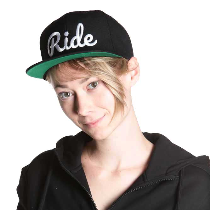 RIDERS GONNA RIDE® Snapback Girls RIDE - RIDERS GONNA RIDE®