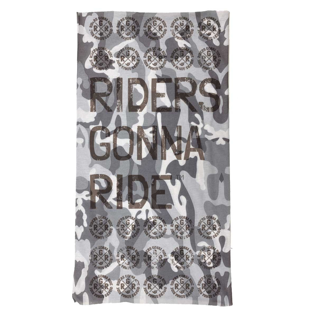 RIDERS GONNA RIDE® Multifunktionstuch Camo - RIDERS GONNA RIDE®
