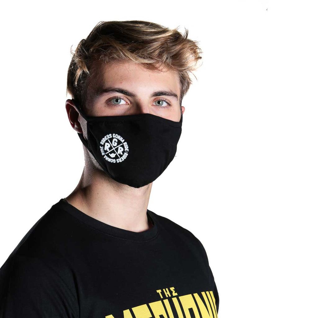 RIDERS GONNA RIDE® Face Mask