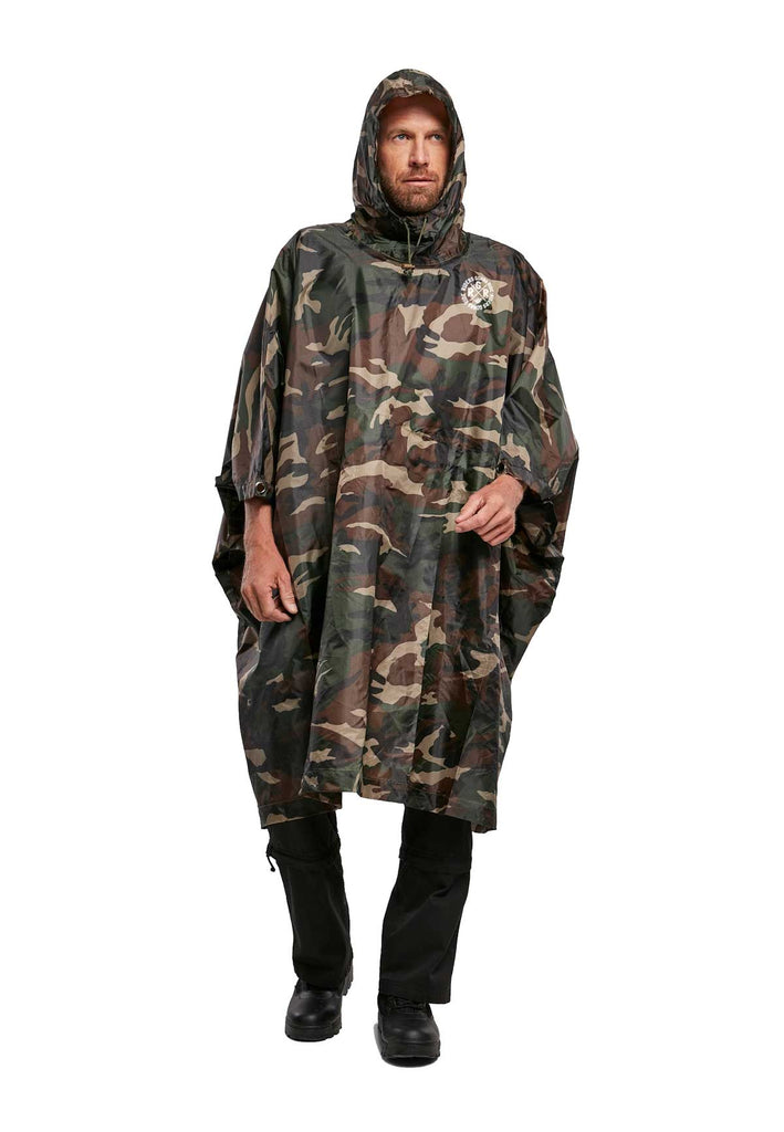 RIDERS GONNA RIDE® Trail Builder Brotherhood Poncho - RIDERS GONNA RIDE®