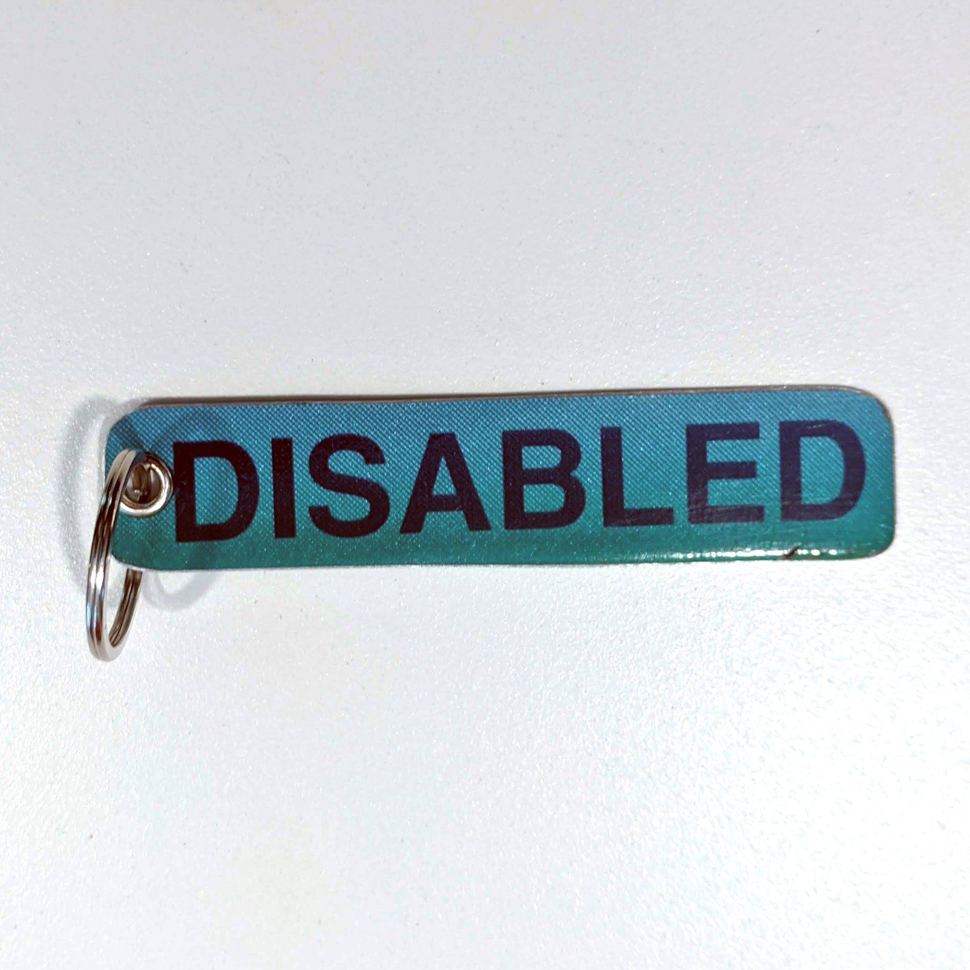 Artistic License Keyring: Disabled