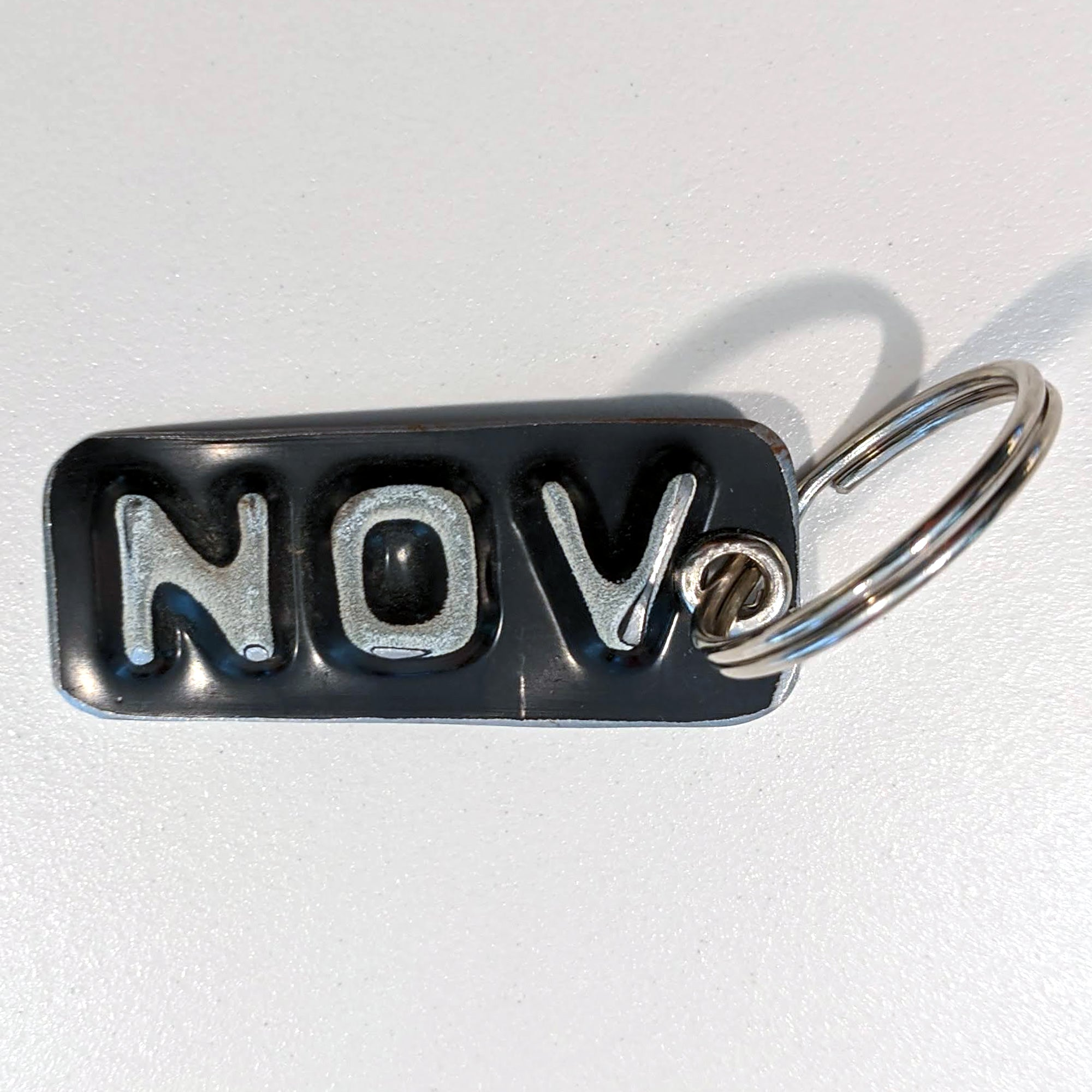 Artistic License Keyring: NOV