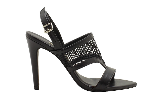 Women's Heeled Sandal Open Toe