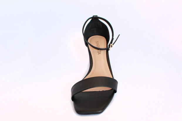Women's Block Heel Ankle Strap Sandals