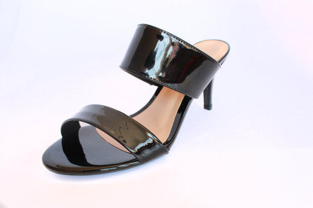 Sandal Two Straps Slipper High Heels