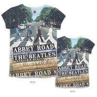 Beatles Abbey Road Junior's T Shirt