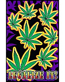 """Legalize It"" Poster"