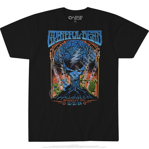 Grateful Dead Halloween Dead T-Shirt