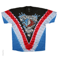 Grateful Dead Splash Your Face Tie Dye T-shirt