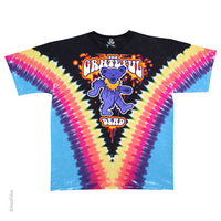 Grateful Dead Liquid Bear Tie-dye T-shirt