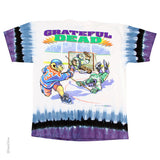 Grateful Dead Face Off Tie-dye T-shirt