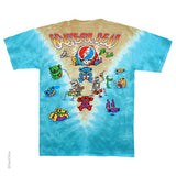 Grateful Dead Jam Bake Tie Dye T-Shirt