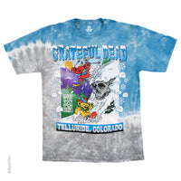 Grateful Dead Bear Mountain Tie Dye T-shirt