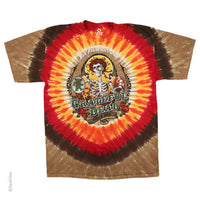 Grateful Dead Bay Area Beloved Tie Dye T-shirt