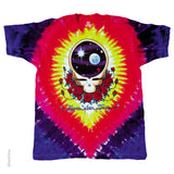 Mens Grateful Dead Space Your Face Tie Dye T-shirt