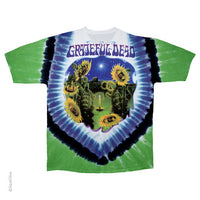 Grateful Dead Terrapin Sunflower Tie dye T-Shirt