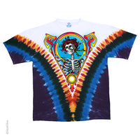 Mens Grateful Dead Bertha V Tie Dye T-shirt