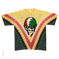 Grateful Dead Steal Your Dreads Tie Dye T-Shirt