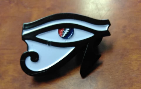 Grateful Dead Eye of Anubis Hat Pin